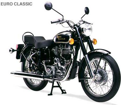 2004 Enfield Bullet Euro Classic
