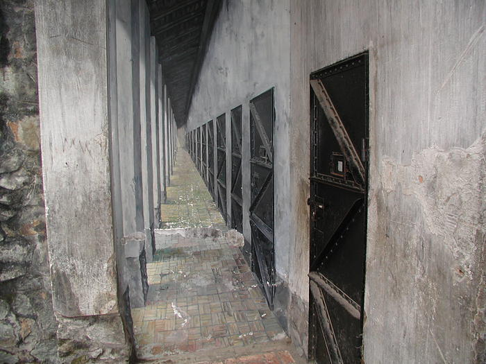 And inside the other buildings are the Remants. Pieces of human beings left over after chemical warfare, napalm, Agent Orange, f